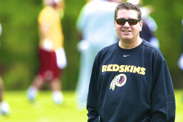 Dan Snyder Says He Will Never Change Washington Redskins' Controversial Name