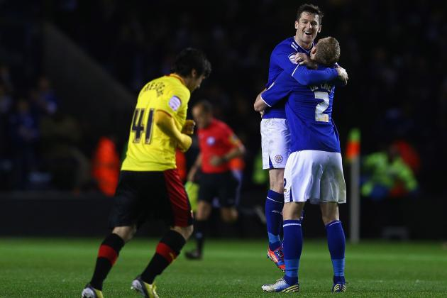 Leicester City vs. Watford: Championship Playoff Live Score, Highlights, Recap