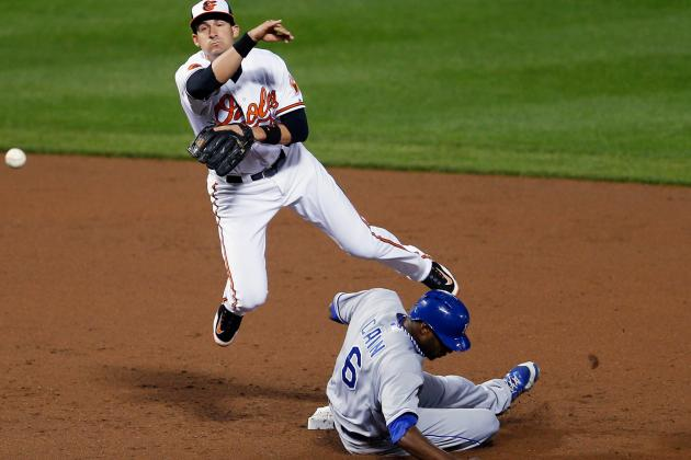 ESPN Gamecast: Royals vs. Orioles