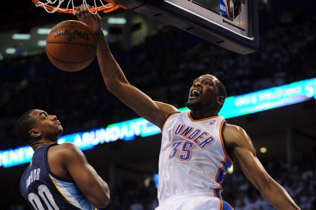 OKC Thunder vs. Memphis Grizzlies: Game 3 Preview, Schedule and Predictions