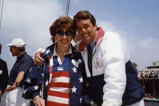 America's Cup Hall of Fame to Induct Three Personalities in 2013