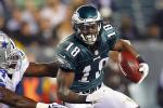 Maclin: Vick Running with First Team