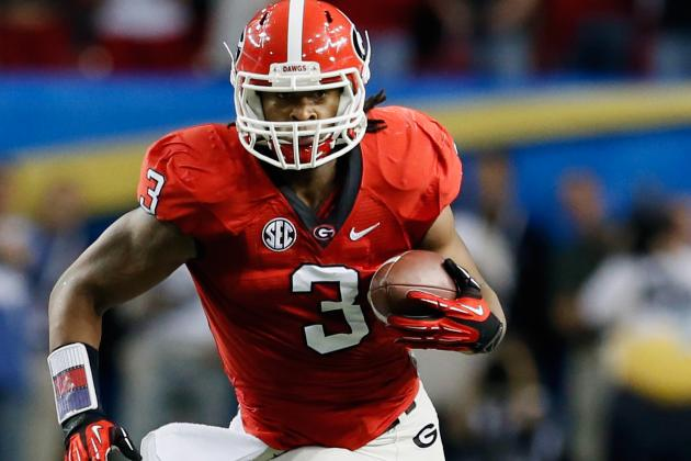 Why Georgia's Todd Gurley Will Be the Best RB in the SEC in 2013