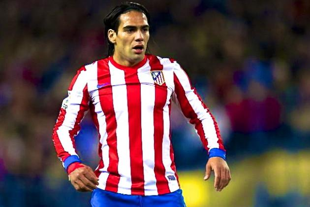 Atletico Madrid's Radamel Falcao Reportedly Agrees to €60M Monaco Move