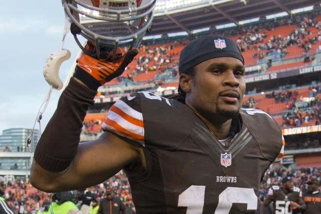 Report: Pro Bowl returner Josh Cribbs visiting Lions