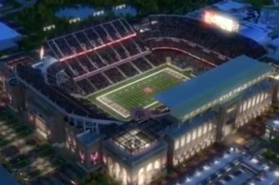Co-Chair Dishes on Kyle Field Redevelopment