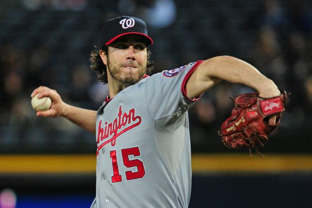 Bullpen Rescues Haren as Nats Edge Tigers