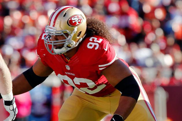 Will Tukuafu Continues Two-Way Role