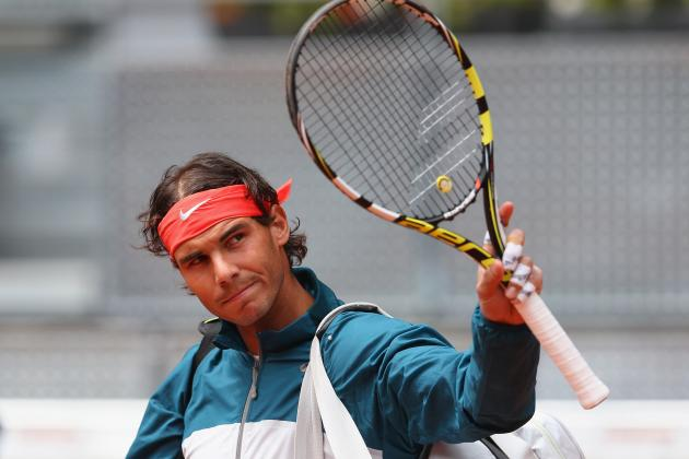 Rafael Nadal's Madrid Open Performances Prove He's Man to Beat at French Open