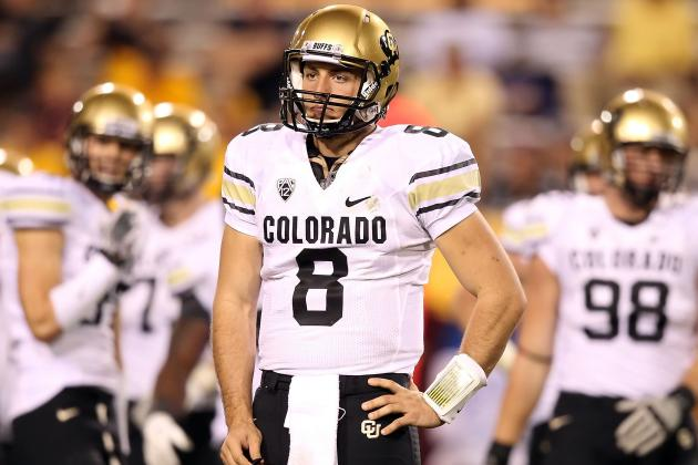 Report: Ex-Colorado QB Nick Hirschman Transfers to Akron