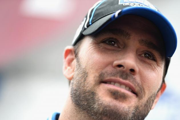 Breaking Down Jimmie Johnson's Dominance in the First Half of the 2013 Season
