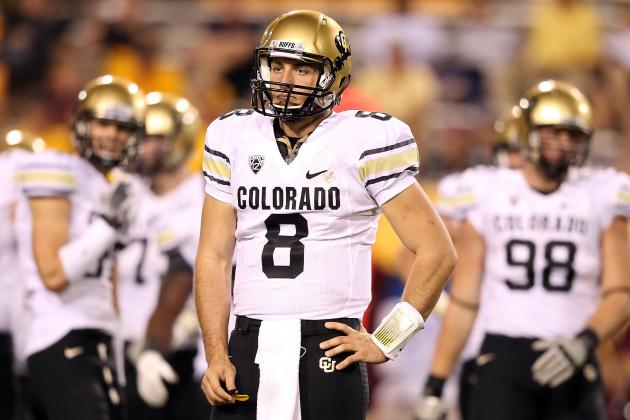 Ex-Buffs QB Hirschman to Transfer to Arkon