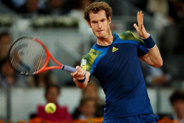 Andy Murray vs. Tomas Berdych: Analyzing Madrid Open's Key Quarterfinal Matchup