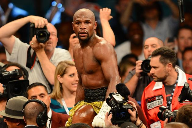 Floyd Mayweather Doesn't Need to Fight Canelo Alvarez to Bolster Legacy