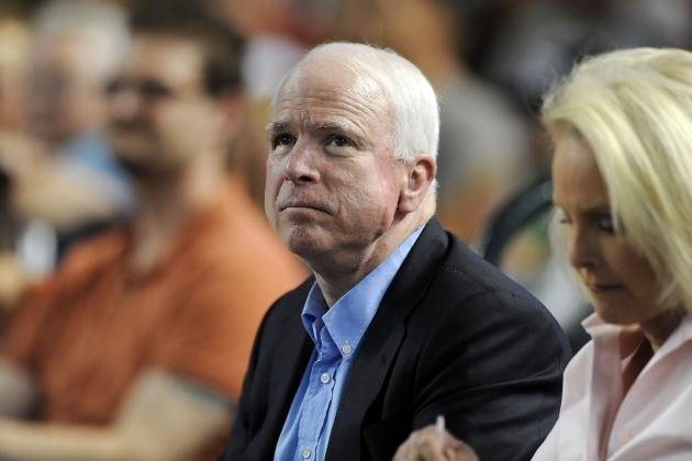 John McCain Introduces Bill That Would Ban Sports TV Blackouts