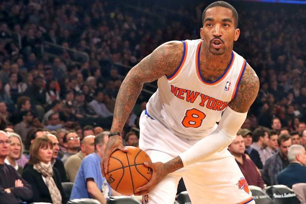 J.R. Smith's Dad Defends His Son's Social Life in Midst of Shooting Slump