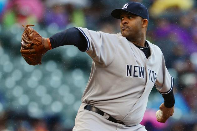 CC, Cano Lift Yanks by Rockies Despite Delay