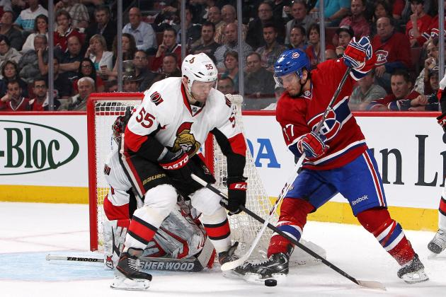 Senators Cruise, Close out Habs in 5 Games