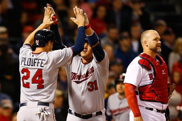 Twins Take Series from Struggling Red Sox