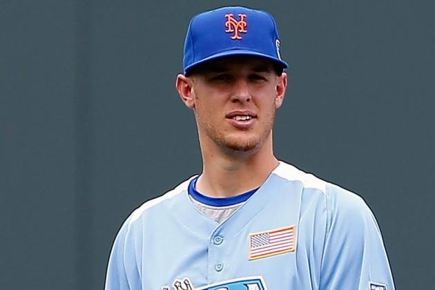 Mets' Zack Wheeler Now on Fast Track to Majors?