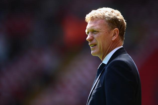 Manchester United: How Their Tactics Will Change with David Moyes as Manager