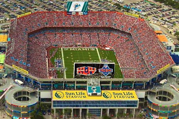South Florida Committee's Super Bowl Bid Includes Game on Aircraft Carrier