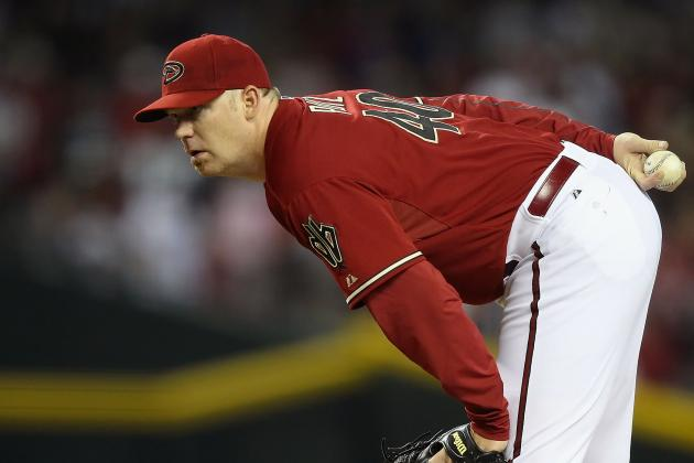 J.J. Putz Dealing with Familiar Elbow Issue