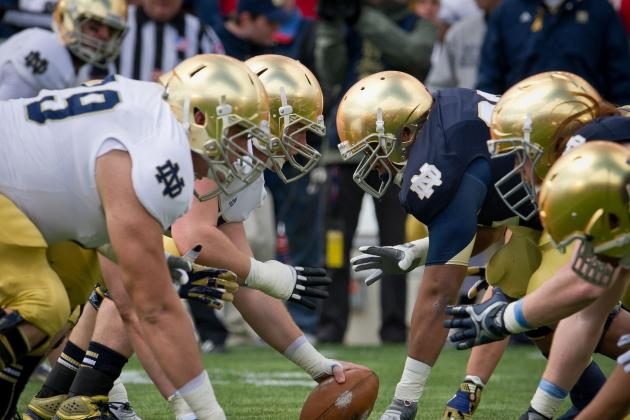 Notre Dame Football 2013: Where the Irish Offense Is in Need of Improvement