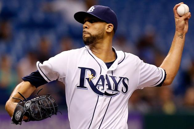 Rays Outlast Blue Jays in Rare Matchup Between Reigning Cy Young Winners