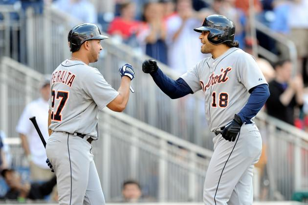 Detroit Tigers: Matt Tuiasosopo Should Start in Left Field over Andy Dirks