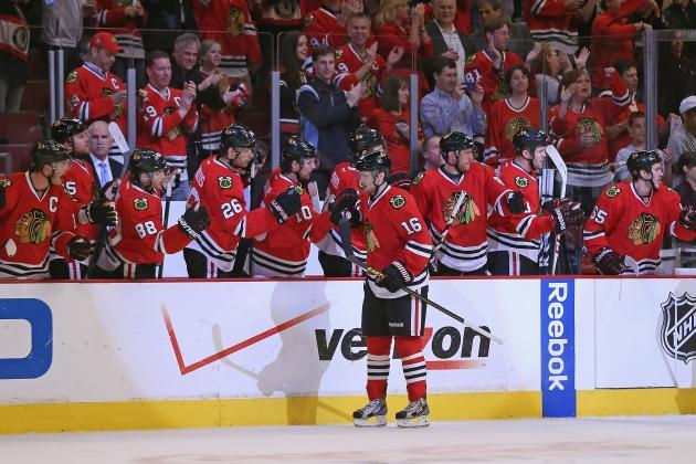 Minnesota Wild vs. Chicago Blackhawks Game 5: Live Score, Updates and Analysis
