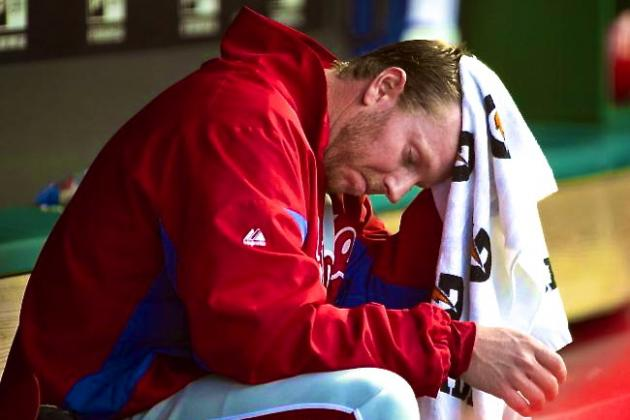 Roy Halladay Shoulder: Best-Case, Worst-Case Scenarios for Phillies Pitcher