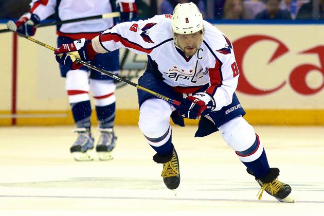Why Is Capitals Star Alex Ovechkin Struggling in Playoff Series vs. Rangers?