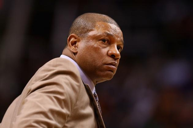 Grading Doc Rivers' Job as Boston Celtics Coach This Season