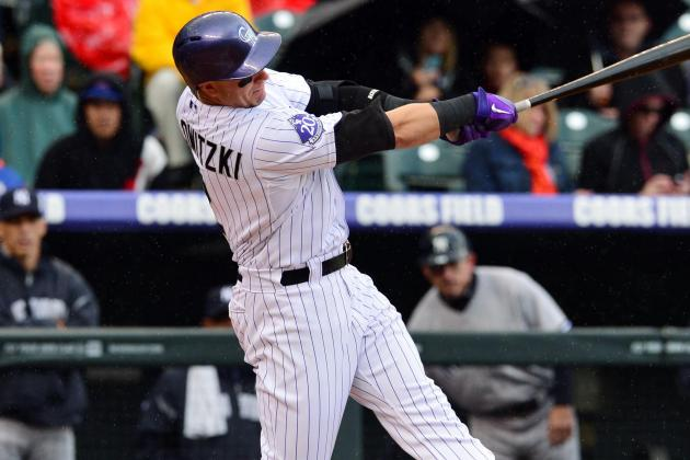 Rockies Muster Little Offense While Losing Interleague Series to Yanks