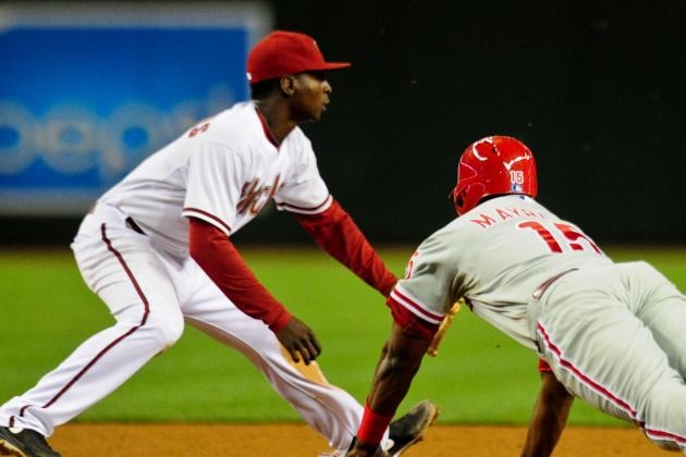 Corbin Controls Phillies in D-Backs' Victory
