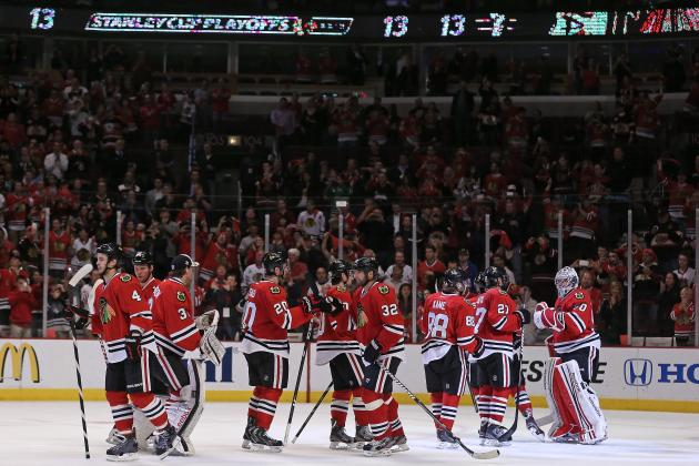 Minnesota Series Proves Blackhawks Are Much More Than a Kane-Toews Machine