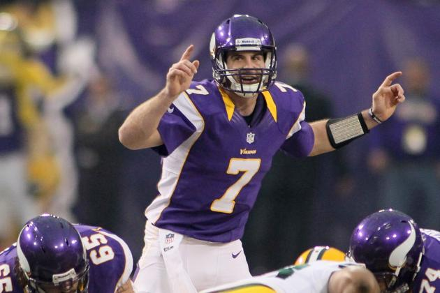 Minnesota Vikings 2013: Why Do People Seem to Hate Christian Ponder?