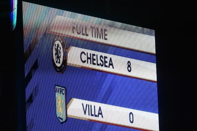 Aston Villa vs. Chelsea: Complete Premier League Preview