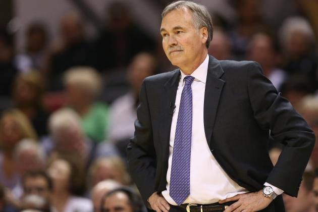 Grading Mike D'Antoni's Job as LA Lakers Coach This Season