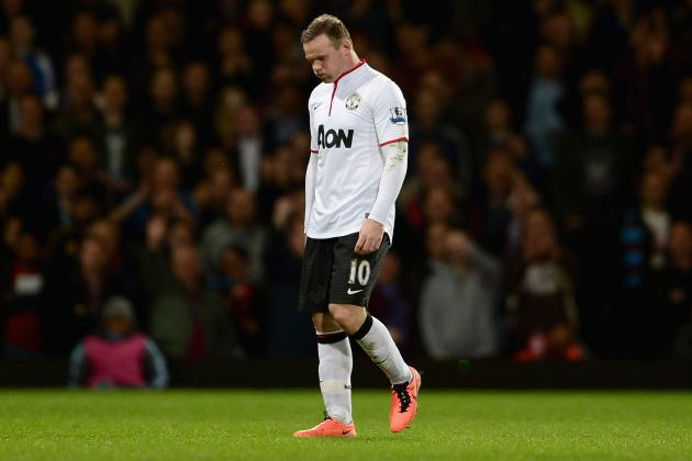 Manchester United Transfers: Why Red Devils Must Move Wayne Rooney This Summer