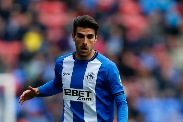 Exclusive: Wigan's Jordi Gomez on the FA Cup Final and Playing with Lionel Messi