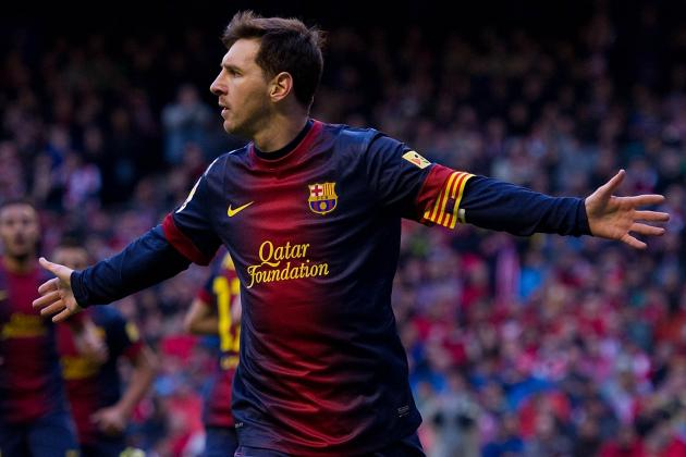 Messi's Life to Be Made into a Film