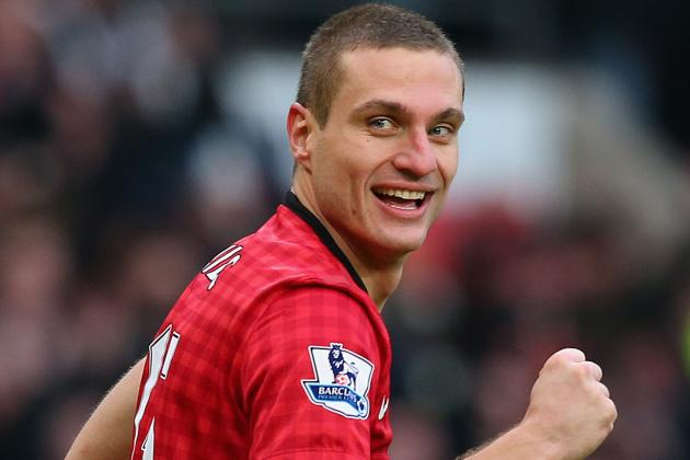 Vidic Expects Success Under New Manchester United Manager David Moyes