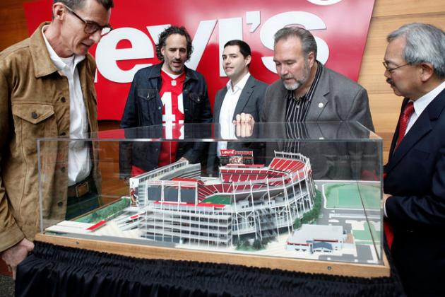 Exclusive: 49ers' Super Bowl bid details revealed