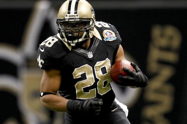 Healthy Mark Ingram Is Poised to Have Best Season Yet