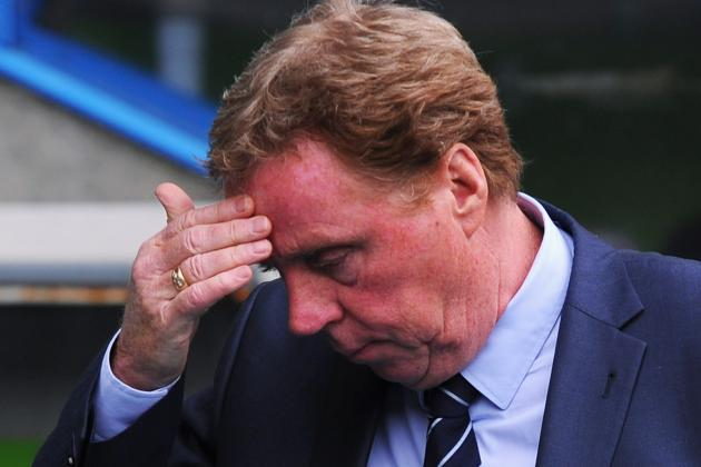 Harry Redknapp Believes the Attitude of His Squad Must Change