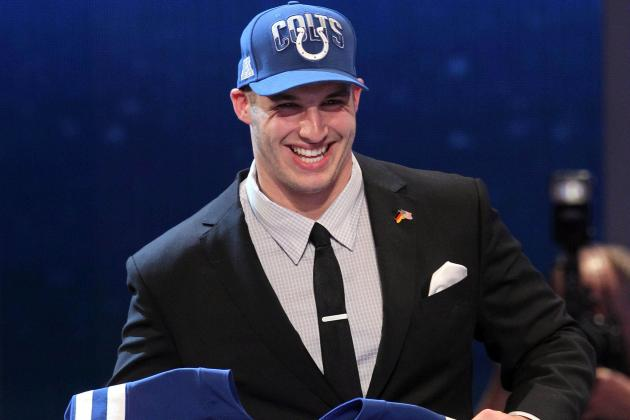 Colts Have Signed Six of Seven Draft Picks