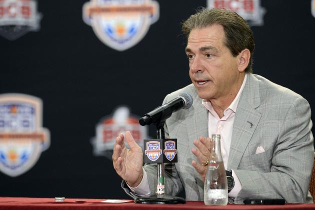 Players Recovering Well, Nick Saban Says
