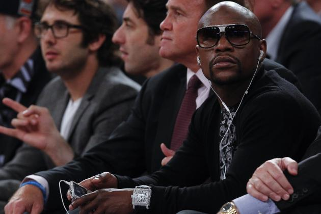 Talks Underway for Mayweather-Alvarez Fight